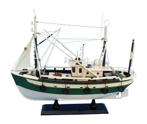 Hampton nautical finally fishing decorative fishing boat for Fishing boat games