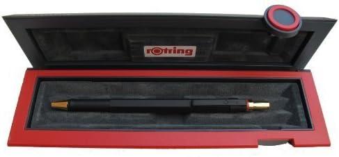 Rotring 600ブラック&ゴールド0.5 MM機械鉛筆by Rotring