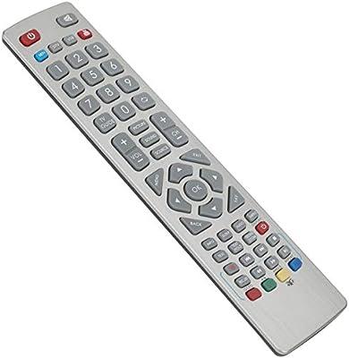 ALLIMITY RF SHW/RMC/0103 Mando a Distancia reemplazado por Sharp Aquos Smart TV with Net+ Youtube 3D Button LC-32CFE6242E LC-43SFE7452E LC-32CHE5112EB LC-40CFE6241K LC-40CFE6242E LC-49CFE6032E: Amazon.es: Electrónica