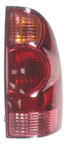 Taillight Taillamp Rear Brake Light Passenger Side Right RH for 05-08 Tacoma (Toyota Tacoma 2008 Tail Light)
