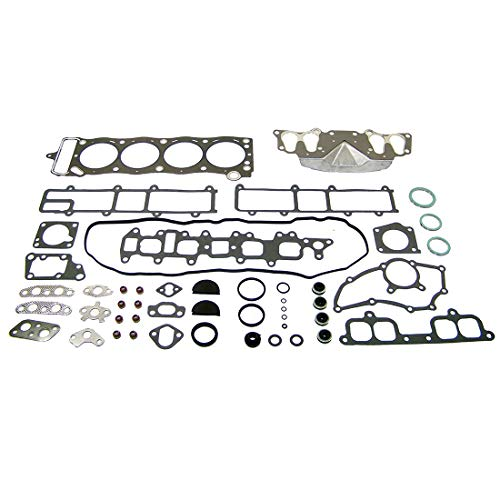 DNJ HGS900 Graphite Head Gasket Set for 1985-1995 / Toyota / 4Runner, Celica, Pickup / 2.4L / SOHC / L4 / 8V / 2366cc / 22R, 22RE, 22REC
