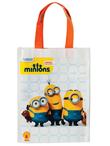 (Rubie's Costume Minions Trick-or-Treat Canvas Bag)
