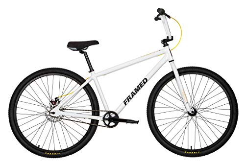 - Framed Twenty9er BMX Bike White Sz 29in