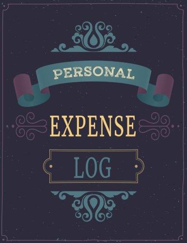 Personal Expense Log: Personal Expense Tracker (Spending Log Books)(V1) Expense Log