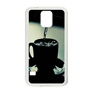 Beautiful cup Custom Case for SamSung Galaxy S5 I9600, Personalized Beautiful cup Case