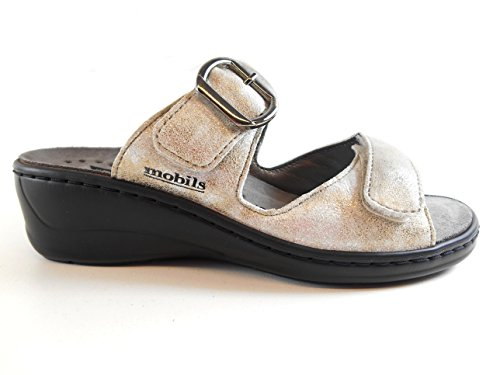 Mobils JULIA FASHION SILVER, Sandali donna, 36