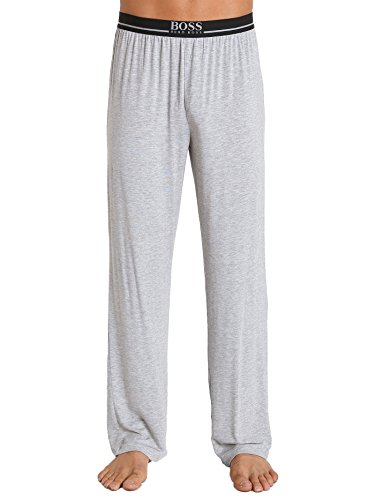 Hugo Boss BOSS Men's Modal Lounge Pant, Grey, - Boss Long Pants Hugo