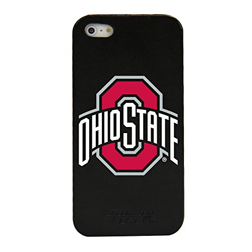 Guard Dog Ohio State Buckeyes Genuine Leather Case for iPhone 5 / 5s / SE