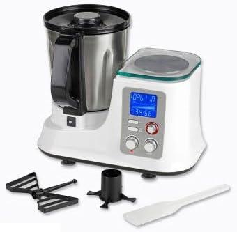 All-in-One Multifunción – Robot de cocina con función de cocina Gourmet térmica Licuadora: Amazon.es: Hogar