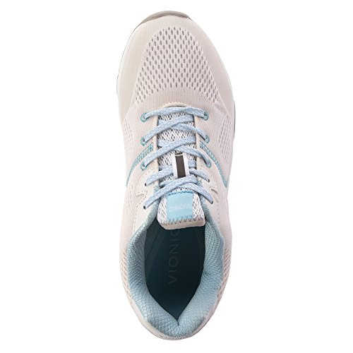 extremely cheap price Vionic Women's Action Emerald Lace up White low shipping fee sale online from china free shipping low price SXnqPwd22N