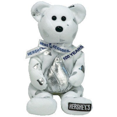18f0ea4ef86 Amazon.com  Ty Beanie Babies Hershey s Kisses - Bear  Toys   Games