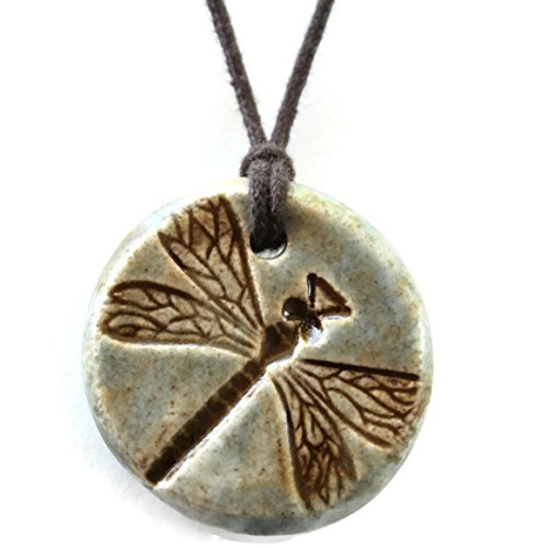 stone-grey-dragonfly-essential-oil-diffuser-necklace-aromatherapy-pendant-jewelry
