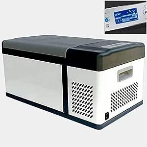 SSLL Nevera Portátil De Compresor, Conexiones 24V / 12V / 220-240V ...