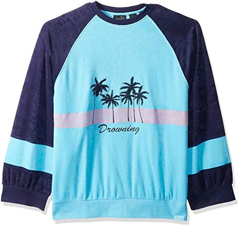PUMA Męskie Fenty Crew Neck Pullover Sweatshirt: Odzież