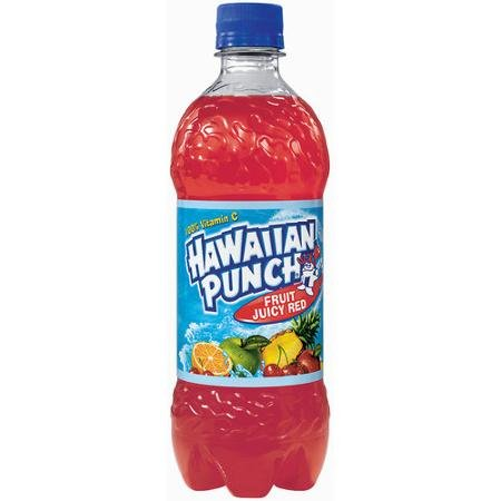 Hawaiian Punch, 20 Oz (Pack of 24)