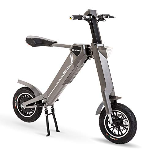 GRUNDIG E Fiets Elektrische Scooter Folding Smart Mountain E-Bike Voor Volwassenen Tiener met 350W Motor Bluetooth…