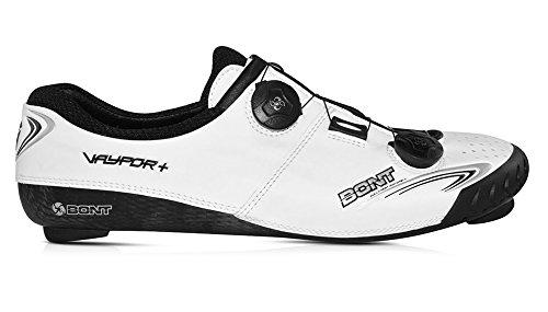 42 Bont Vaypor Di Su Ciclismo Dimensioni Strada Bianca Scarpe C8qdwp8
