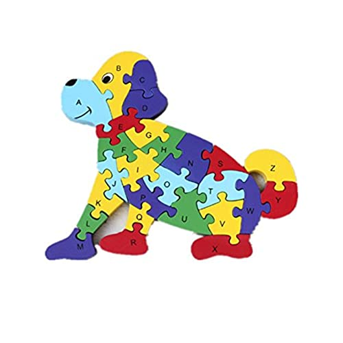 Children gifts under 10 amazon dog toys letter numbers puzzles preschool educational toys for toddlers kids children boys girlschristmas gift toys for age 3 4 5 year old and up negle Choice Image