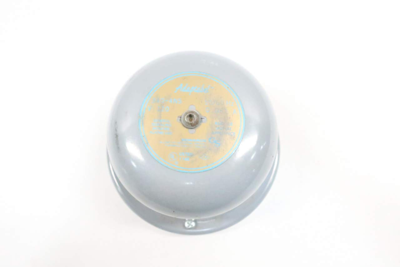 EDWARDS 340-4N5 ADAPTABELL 4IN Alarm Door Bell 120V-AC D636256