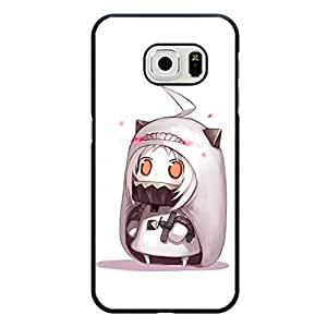 Samsung Galaxy S6 Edge Exquisite Lovely Design Game Kantai Collection Role Cover Case for Samsung Galaxy S6 Edge The Most Likesome Series Kantai Collection Phone Case