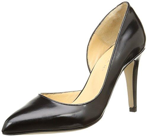 JONAK Aino, Women's Court Shoes Noir (Polido/Noir)