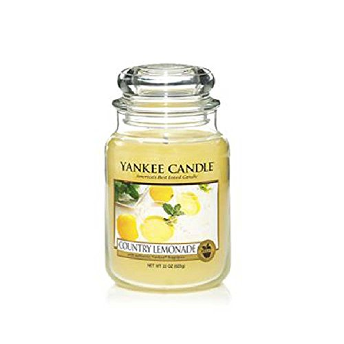Yankee Candle Country Lemonade Large Jar Candle 22 oz ()
