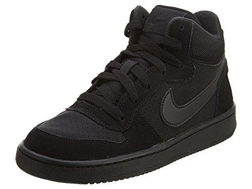 Unisex Court De Baloncesto Zapatillas Borough gs Black Nike Mid Bebé qOdX0xOp