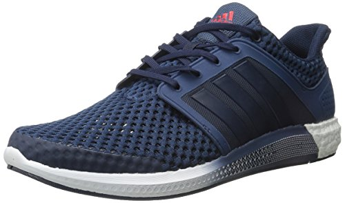 adidas Performance Men's Solar RNR M Running Shoe,Mineral Blue/Collegiate Navy/White,10.5 M US (Solar Boost)