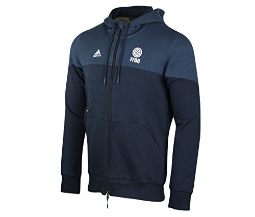 Bleu shirts Hd Post Ffbb Adidas Homme Sweat G wC6vvqf