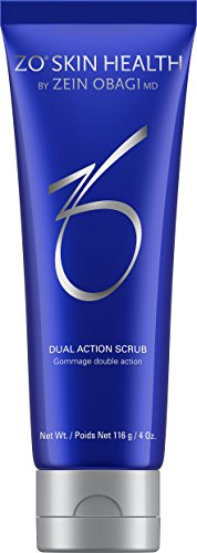 Dual Action Scrub, Gommage Double Action 4oz/116 g from ZO Skin Health