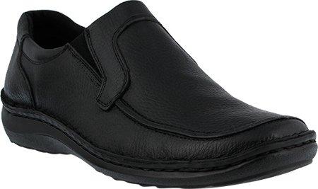 Spring Step Mens Niccolo Loafer Black