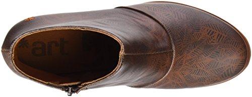 Brown Leaves Heel Women's Fantasy Shoes Art St Tropez xvX1R1