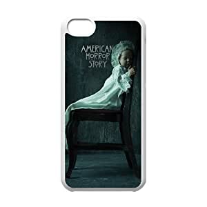 ALICASE Diy Hard Shell Case American Horror Story For Iphone 5C [Pattern-2]