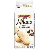 Pepperidge Farm Milano Milk Chocolate Cookies, 6 oz. Bag