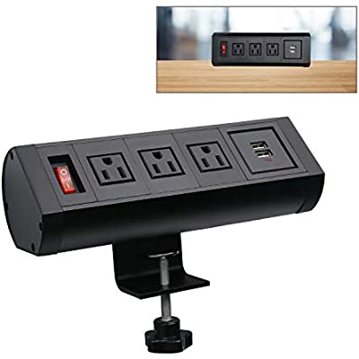 desk-clamp-surge-protector-power
