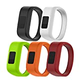 ANCOOL for Garmin Vivofit JR Bands Replacement Silicone Bands for Garmin Vivofit JR(Replacement Bands ONLY)