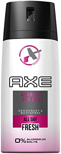 AXE desodorante anarchy for her spray 150 ml: Amazon.es: Salud y cuidado personal
