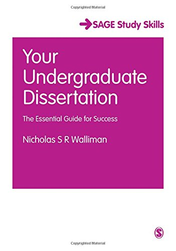 [EBOOK] Your Undergraduate Dissertation: The Essential Guide for Success (SAGE Study Skills Series) D.O.C