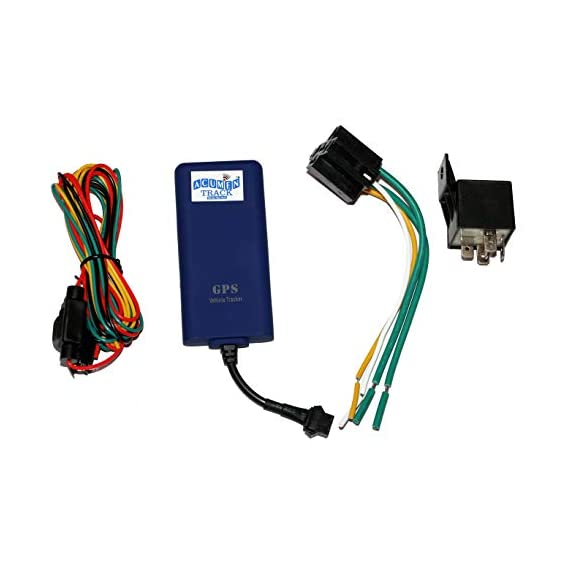 Acumen Track UC500 GPS Tracker for Truck Bus and Car Anti-Theft Tracking System with 1 Year Free Software (Engine Cut