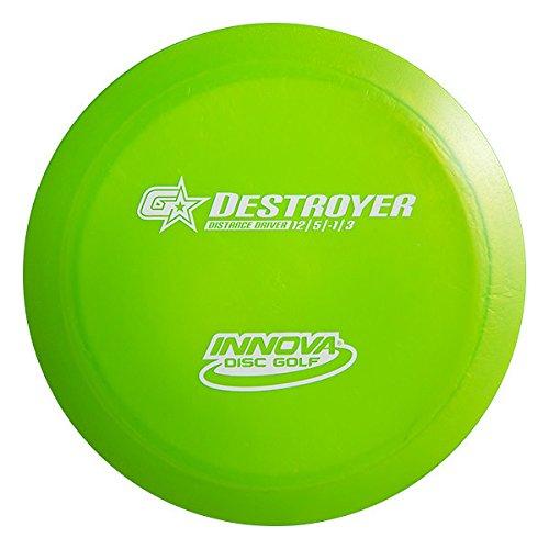 Innova Disc Golf GSTDE 165-169 Destroyer Driver, Colors may vary