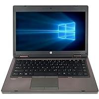 HP ProBook 6460b Business Laptop Computer, 14 LED, Intel Core i5-2520M 2.5GHz, 4GB DDR3, 250GB HDD, 802.11b/g/n, DVD, Winows 7 Professional (Certified Refurbishd)