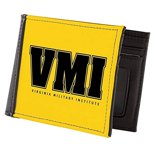 - CafePress VMI Virginia Military Institute Mens Wallet, Bi-fold Wallet, Billfold Money Holder
