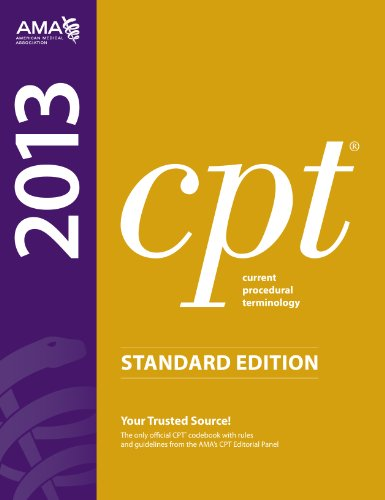 cpt-2013-standard-edition-current-procedural-terminology-standard-current-procedural-terminology-cpt