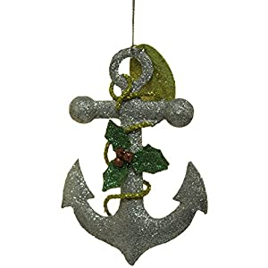 41ow-gbhyEL._SS300_ 75+ Anchor Christmas Ornaments 2020
