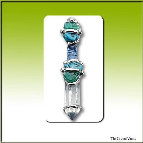 Gemini Wand Pendant