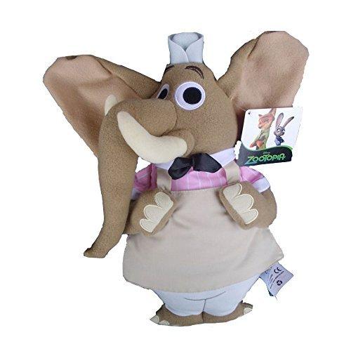 Disney Zootopia Jerry Jumbeaux JR. Pillow Plush