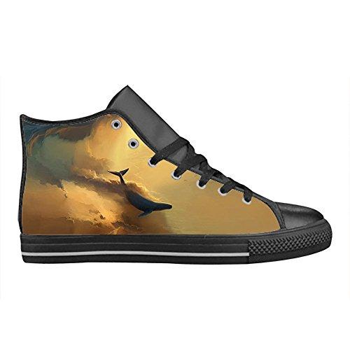 Fromage D'eagle Importés Hautes Chaussures Action Man Fourgons Confortable Custom Design De Belle Peau De Baleine