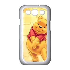 Winnie the Pooh Samsung Galaxy S3 9300 Cell Phone Case White as a gift Y4620676