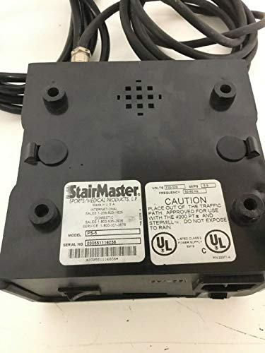 (StairMaster Power Supply AC to DC Adapter Box Works 4000PT Upright Stepper)
