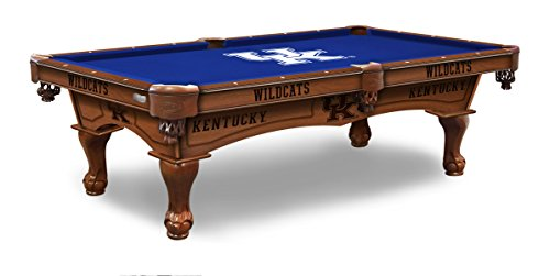 (Holland Bar Stool Co. University of Kentucky 8' Logo Pool Table)
